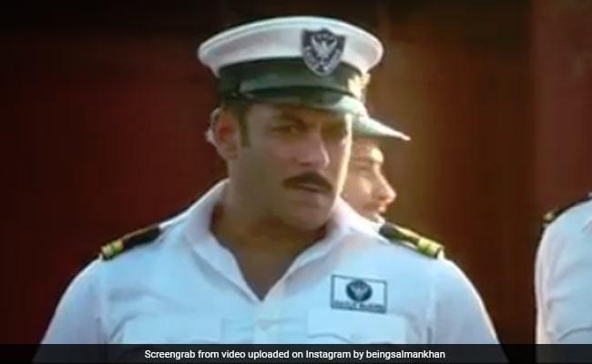 'भारत' का नया गाना रिलीज, सलमान खान ने शेयर किया Video...