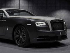 Rolls-Royce Wraith Eagle VIII Collection Unveiled