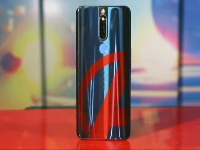 Video : Oppo F11 Pro: Avengers Edition