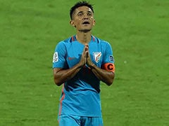 Sunil Chhetri Wants New Coach Igor Stimac To Be Demanding