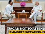 Video: Jagan Reddy To Skip PM Modi's Oath, Will Play Host To KCR, Stalin Instead