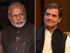 PM Modi Wishes Rahul Gandhi Quick Recovery From COVID
