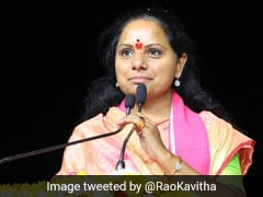 """Win Or Lose..."": Telangana Chief Minister's Daughter K Kavitha On Shocking Defeat"