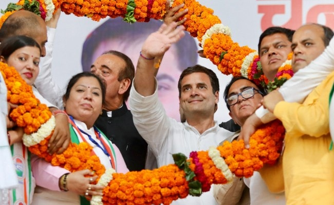 51 Seats Vote Today, Rahul Gandhi's Amethi Test: Your 5-Point Guide