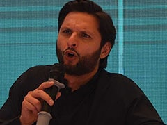 Shahid Afridi Reveals He Has Banned His Daughters From Playing Outdoor Sports