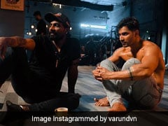 Varun Dhawan Broke Down On The Sets Of <i>Street Dancer 3D</i> While Shooting For An Emotional Song