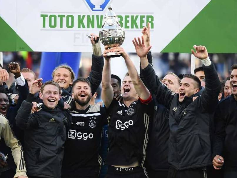 Ajax Build-Up To Champions League Showdown vs Spurs With Dutch Cup Final Win
