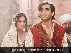 <I>Aladdin</I> Actor Mena Massoud Says That The Film Is 'Important For Middle Eastern Representation'