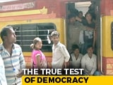 Video : Crammed In Train Toilets, Delhi's Migrant Workers Head Home. All To Vote