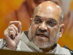 """2019 Mandate Is To End Appeasement Politics Forever,"" Says Amit Shah"