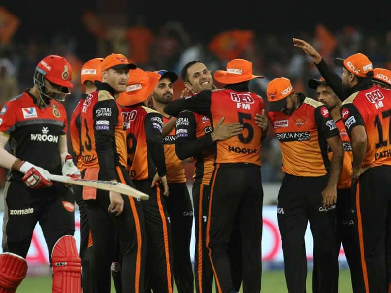 Preview: SunRisers Hyderabad Aim To Remain In Playoffs Contention With Win Over Royal Challengers Bangalore