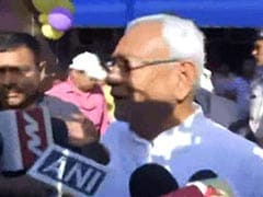 Nitish Kumar Among Early Voters, Has A Suggestion For Election Body