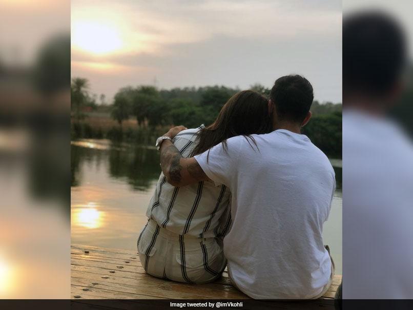 How Virat Kohli Spent Time With Anushka Sharma On Her Birthday