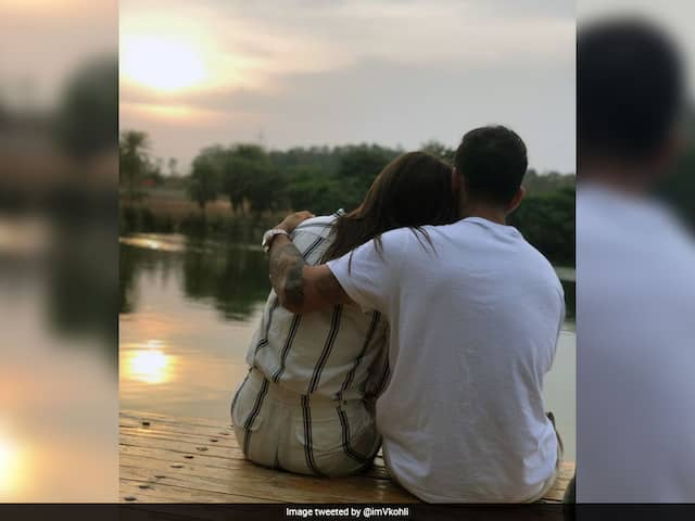 Watch: Virat Kohli Celebrates Wife Anushka Sharmas Birthday In Tranquility