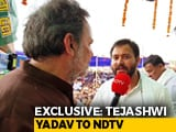 Video : Tejashwi Yadav Speaks To Prannoy Roy On Bihar <i>Gathbandhan</i>