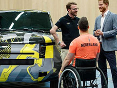 2020 Land Rover Defender Prototype To Be Showcased At The Fifth Invictus Games