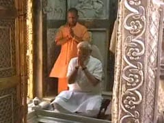 PM Modi Live Updates: PM Modi Offers Prayers At Kashi Vishwanath Temple