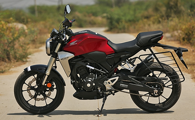 The Honda CB300R is now priced at Rs. 2.42 lakh (ex-showroom) and gets a marginal hike