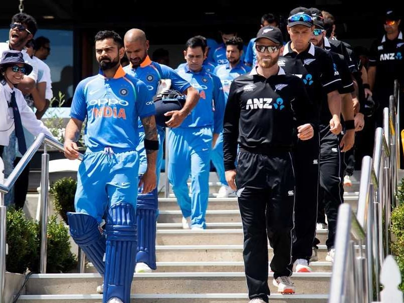World Cup Warm-Up Live: India, New Zealand Look To Iron Out Glitches