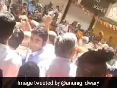 भोपालः कांग्रेस उम्मीदवार दिग्विजय सिंह के साथ कंप्यूटर बाबा ने निकाला रोड शो, लगने लगे मोदी-मोदी के नारे