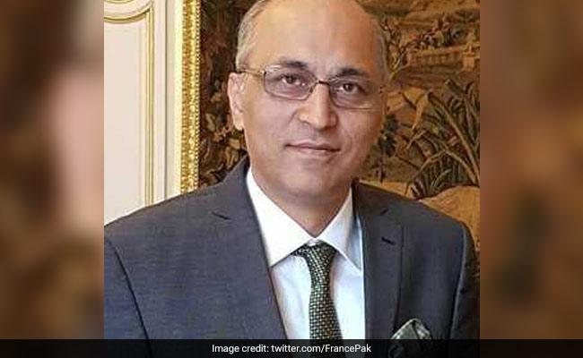 भारत में पाकिस्तान के नए उच्चायुक्त बने मोइन-उल-हक