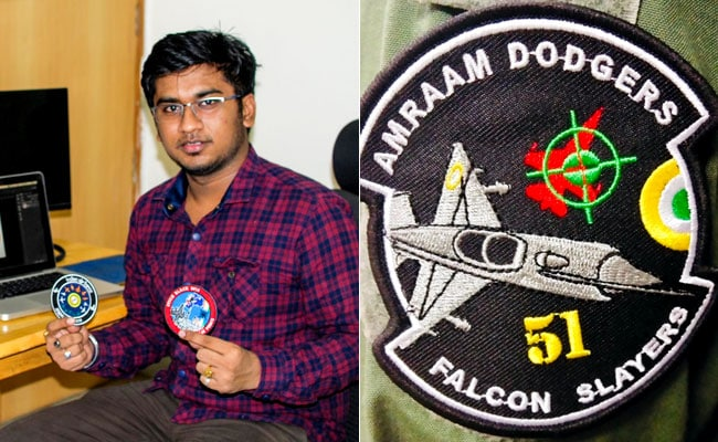 Aviation Enthusiast Who Ended Up As IAF's Go-To Man For Squadron Patches
