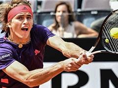 Elina Svitolina, Alexander Zverev Shocked In Rome As Serena Williams Withdraws From Italian Open