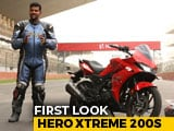 Video : Hero Xtreme 200S First Look