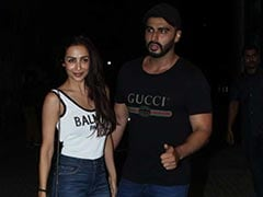 Malaika Arora, Anushka Sharma And Ranveer Singh Form Arjun Kapoor's Cheer Squad At <i>India's Most Wanted</i> Screening
