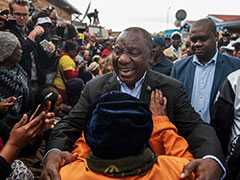 Cyril Ramaphosa's Party Wins South Africa Elections With Majority