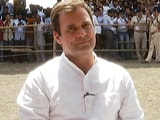 "Video: ""Learnt From PM How Not To Run A Country"": Rahul Gandhi To NDTV's Ravish Kumar"