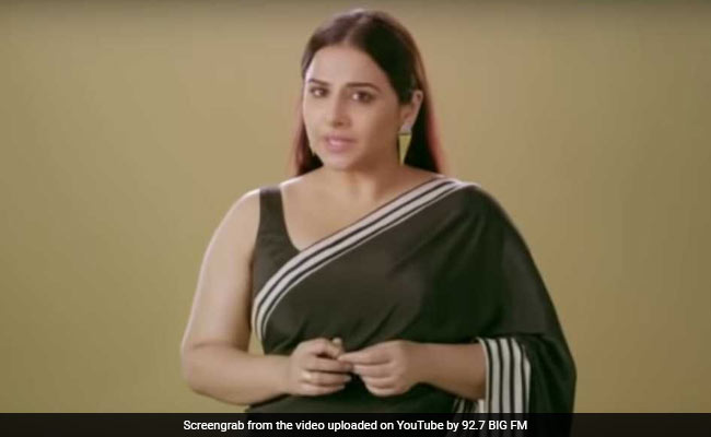 Vidya Balan's Video On Body Shaming Gets Lots Of Love From The Internet
