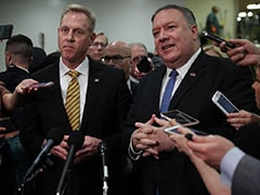 US Stance On Iran ''Deterrence, Not About War'': Pentagon Chief
