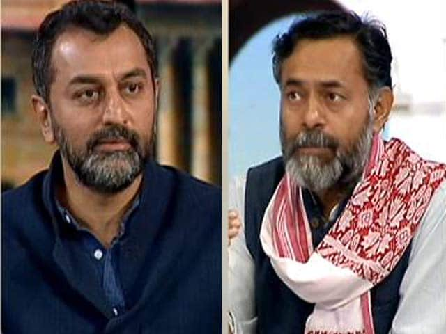 Every Wave Is Recognised Retrospectively, Says Yogendra Yadav