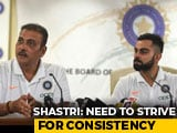 Video : MS Dhoni's Role Massive, Will Be Big Player In World Cup 2019: Ravi Shastri