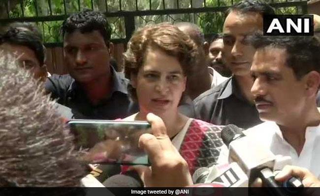 वोट डालने के बाद प्रियंका ने पीएम मोदी पर कसा तंज, कहा- 50 घंटे भी तपस्या की होती तो न फैलाते इतनी नफरत