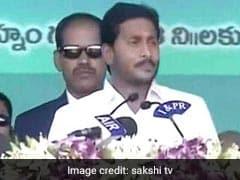Jagan Reddy Sworn In As Andhra Pradesh Chief Minister, KCR, Stalin Attend