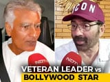 Video : Sunny Deol vs Sunil Jakhar: Why Punjab's Gurdaspur Is A Fascinating Clash