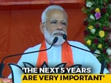 Video : PM Modi Addresses Rally In Ahmedabad, First After Election Win