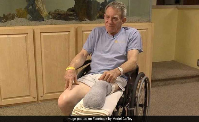 The Farmer In US Who Cut Off His Leg With A Pocket Knife