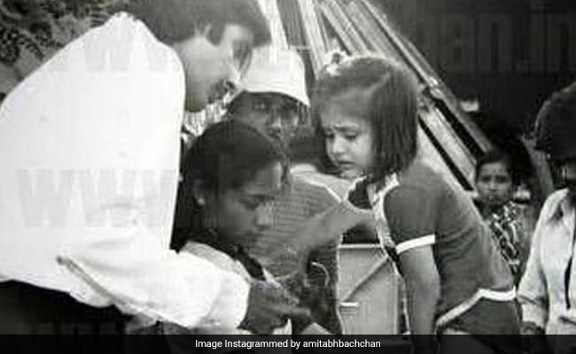अमिताभ बच्चन ने यूं लगाया करीना कपूर के जख्मों पर मरहम, Photos वायरल