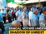 Video : Long Queues At South Kolkata Polling Booth Amid EVM Glitches