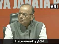 Arun Jaitley Alleges Rahul Gandhi Hand In Defence Deal During UPA Rule