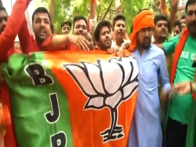Video: In UP, Mayawati-Akhilesh Yadav Alliance, Congress Fail To Hobble BJP
