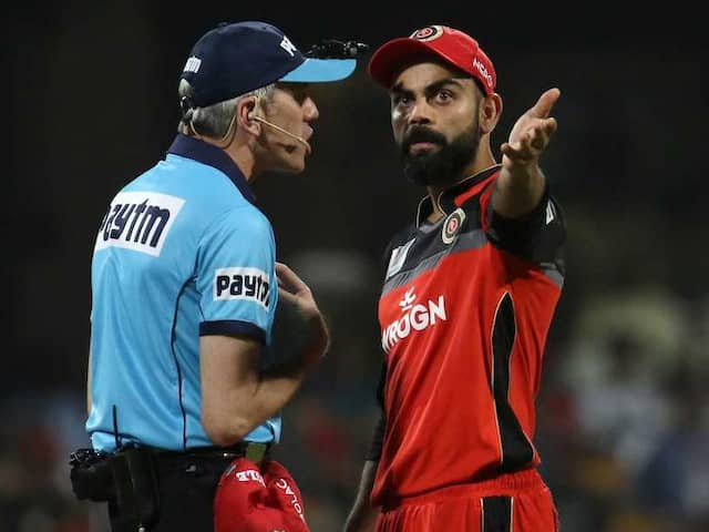 Umpire Nigel Llong Could Face Cricket Board Enquiry Over Alleged Misconduct
