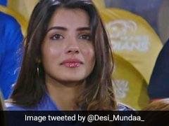 IPL 2019: फाइनल मुकाबले में नजर आई 'मिस्ट्री गर्ल', फैन्स बोले- कैमरा मैन को दिया जाए अवॉर्ड