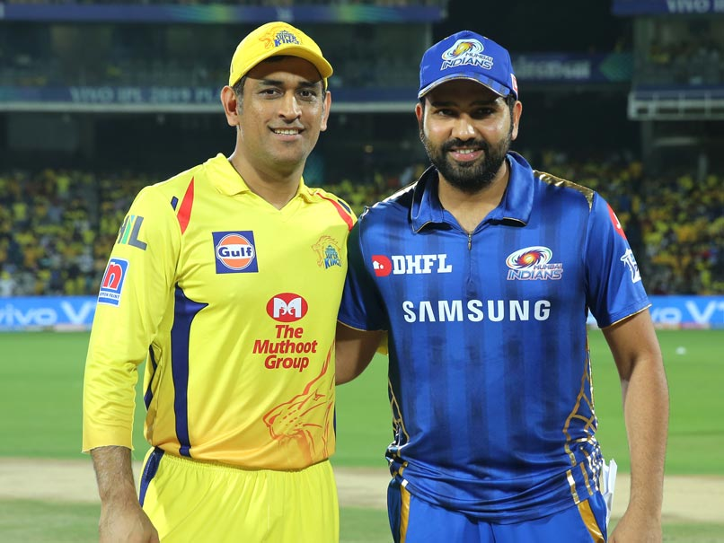 Ipl 2020 Schedule Announced Mumbai Indians Take On Csk In September 19 Opener Cricket News