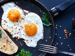 Eating Eggs Do Not Up Risk Of Heart Ailments: Study