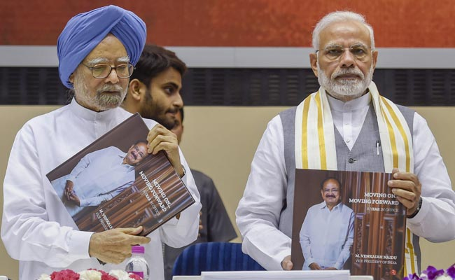 Modi Government Left Economy In 'Dire Straits', Says Manmohan Singh