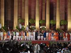 PM Modi Begins New Term With 57 Ministers. Portfolios Soon